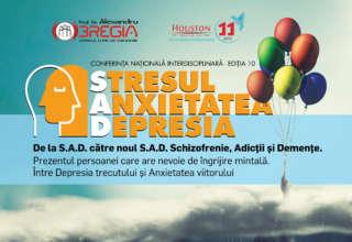 Concurs: Esti medic sau psiholog? Castiga un bilet la Conferinta Nationala S.A.D., Editia X