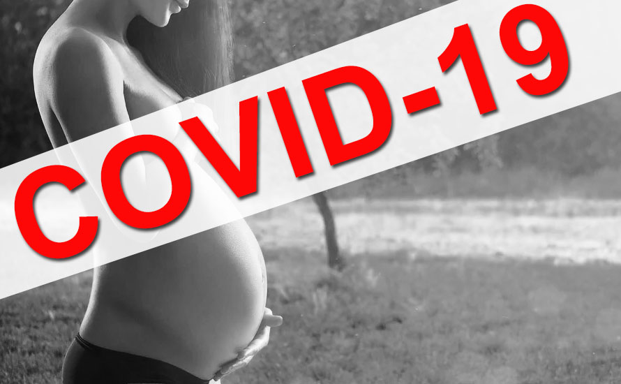 Sarcina in vremea coronavirusului COVID-19